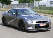 Nowy Nissan GT-R 2012 Egoist - zdjęcie szpiegowskie