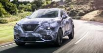Nissan Juke - zdjęcia w kamuflażu. Premiera początkiem września