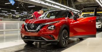 Nissan ruszył z produkcją nowego Juke'a w brytyjskim Sunderland