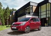 Nowy Nissan Note 2011 n-tec po face liftingu