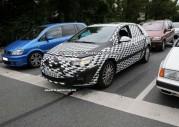 Nowy Opel Astra IV OPC 2011 - zdjęcie szpiegowskie