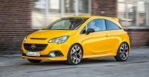 Opel Corsa GSi - oficjalna prezentacja sportowego hatchbacka