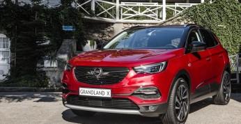 Opel Grandland X od teraz z silnikiem benzynowym 1,6 Turbo