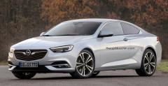 Opel Insignia Grand Sport Coupe