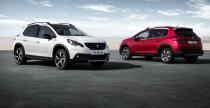Peugeot 2008 - nowa generacja urośnie i schudnie