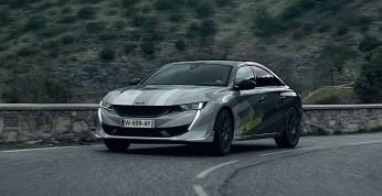 Peugeot 508 Sport Engineered - produkcyjna wersja na nowych...