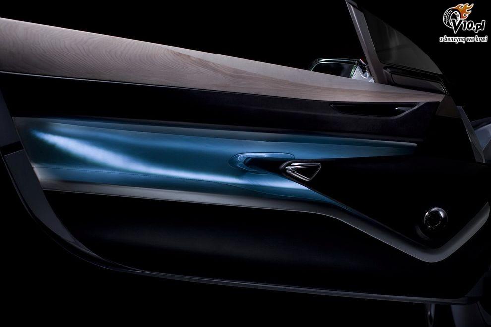 Peugeot kabriolet concept car auta hybrydowe