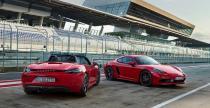 Porsche Cayman i Boxster teraz w wersji GTS!