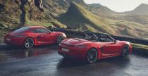 Porsche 718 T - kolejna wersja Caymana i Boxstera