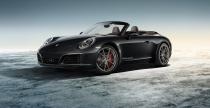Porsche 911 Carrera S Cabrio w wydaniu Exclusive