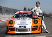 Nowe Porsche 911 GT3 R Hybrid i Nico Hulkenberg