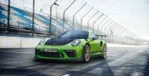 2018 Porsche 911 GT3 RS - bezkompromisowe pożegnanie z obecną generacją