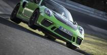 Porsche 911 GT3 RS oficjalnie z czasem poniżej 7 minut na Nurburgringu