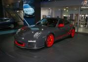 Nowe Porsche 911 GT3 RS - Frankfurt Motor Show 2009