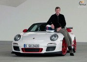 Porsche 911 GT3 RS i Walter Rohrl
