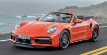 Porsche 911 Turbo S z pakietem Sport Package na zdjęciach