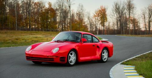 Porsche 959 - pięknie starzejący się supersamochód