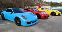 Porsche na Pelican Parts Cars&Coffe