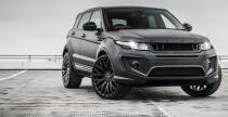 Range Rover Evoque Volcanic Grey od Project Kahn