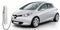 Renault Zoe przejedzie teraz ponad 300 km na jednym �adowaniu