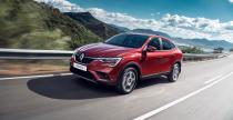 Renault Arkana debiutuje na rynku rosyjskim