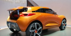 Renault Captur Concept na targach w Genewie 2011