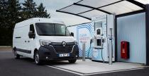 Renault Kangoo i Master w ekologicznych wersjach Z.E. Hydrogen
