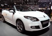 Nowe Renault Megane Coupe-Cabrio - Geneva Motor Show 2010