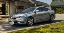 Renault Talisman w odświeżonej odsłonie zmierza do Genewy