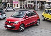 Renault Twingo w Europie
