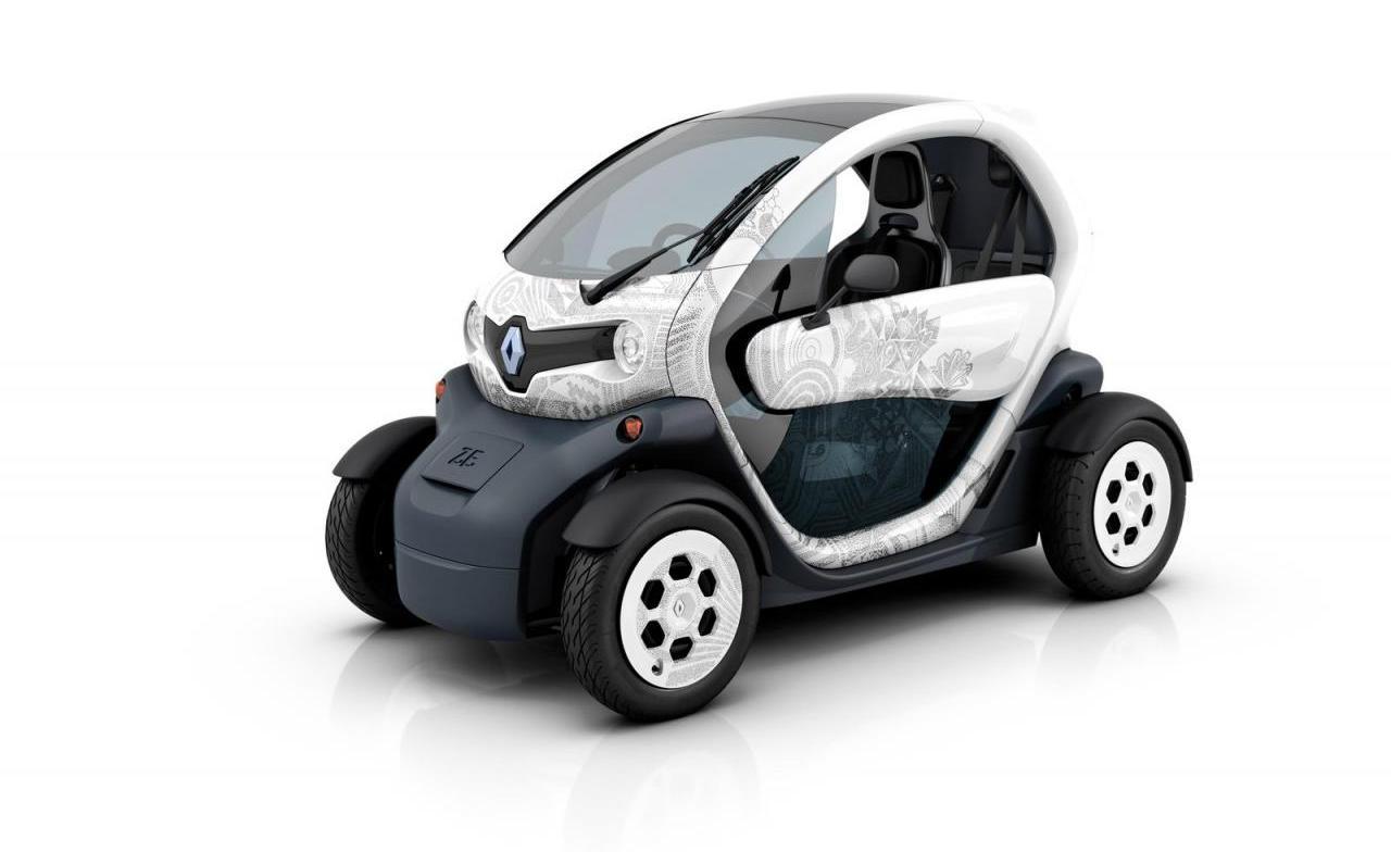 Renault Twizy Ze 3