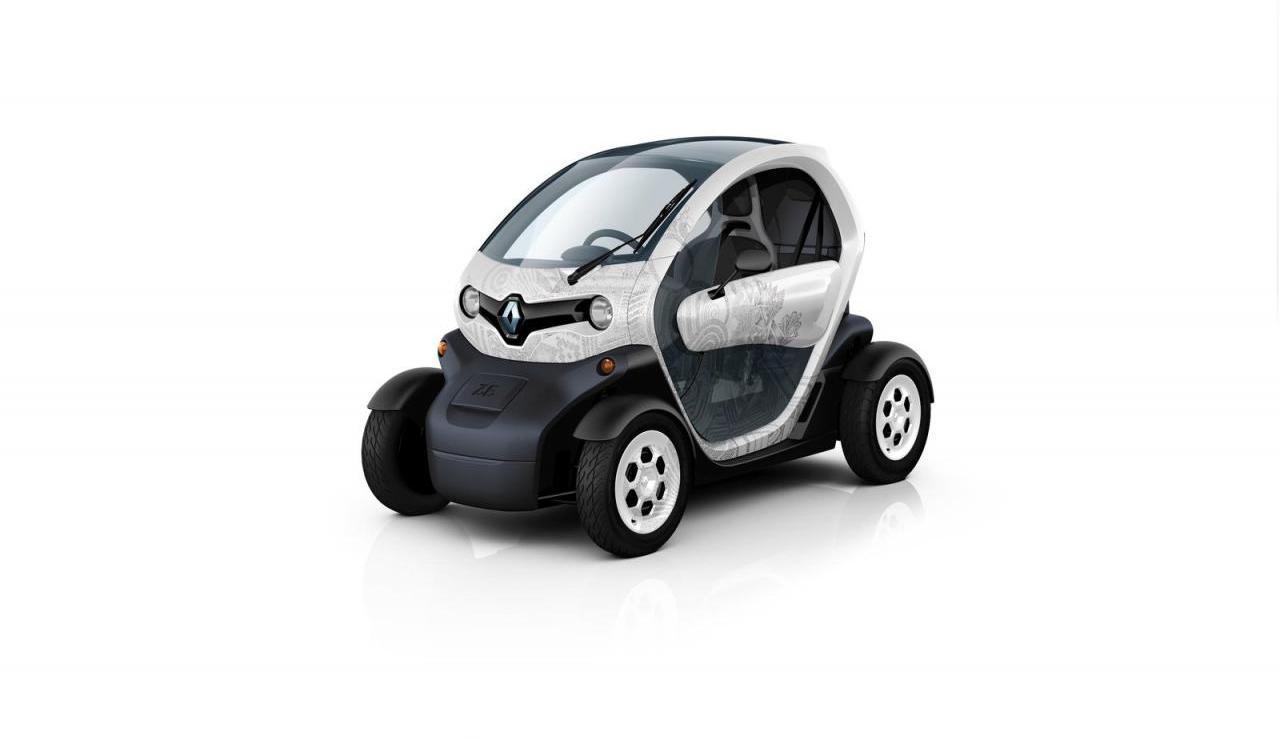 Renault twizy ze 5 - Ze pass renault ...