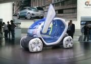 Renault Twizy Zero Emission Z.E. Concept