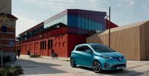 Renault sprzedaje coraz więcej aut elektrycznych