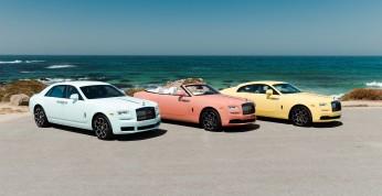 Rolls-Royce Pebble Beach Collection - specjalna linia luksusowych...