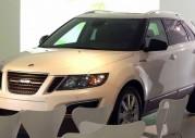 Nowy Saab 9-4X nieoficjalnie