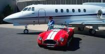 Gratisowy Shelby CSX 4000 Cobra do odrzutowca Hawker 700A
