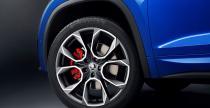Skoda Kodiaq RS pierwszym modelem marki z 20-calowymi felgami w standardzie