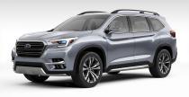 Subaru Ascent - następca poczciwej Tribeci