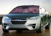 Nowe Subaru Hybrid Tourer Concept