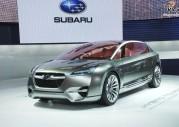 Nowe Subaru Hybrid Tourer Concept - Tokyo Motor Show 2009