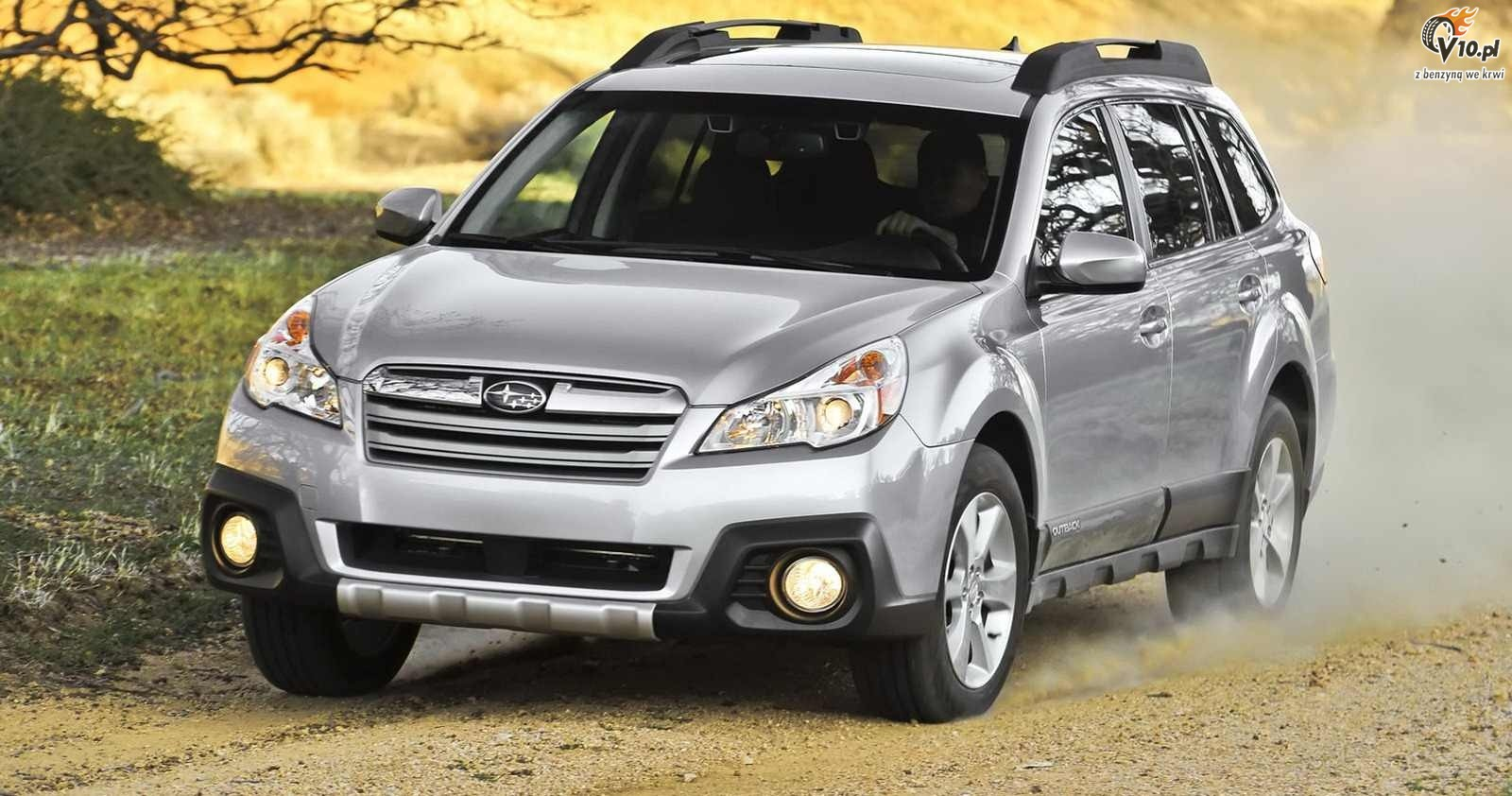 Pics Photos - Subaru Face Lifting Subaru Outback Facelift