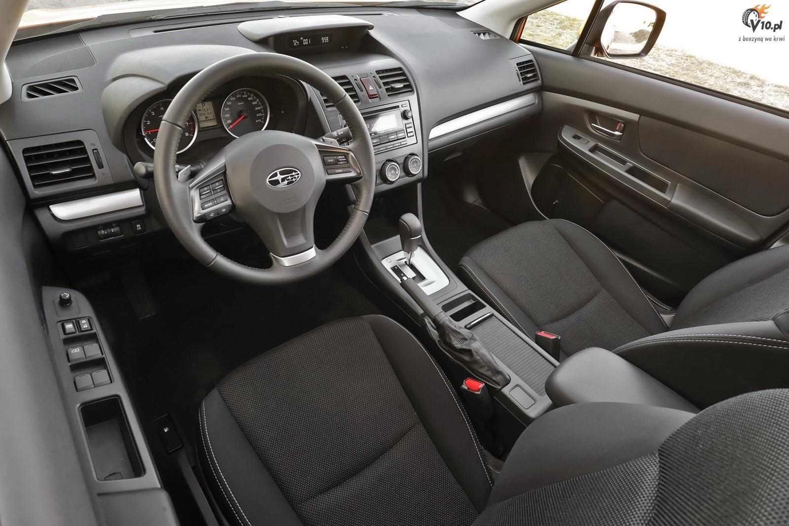 Subaru Xv Crosstek 19
