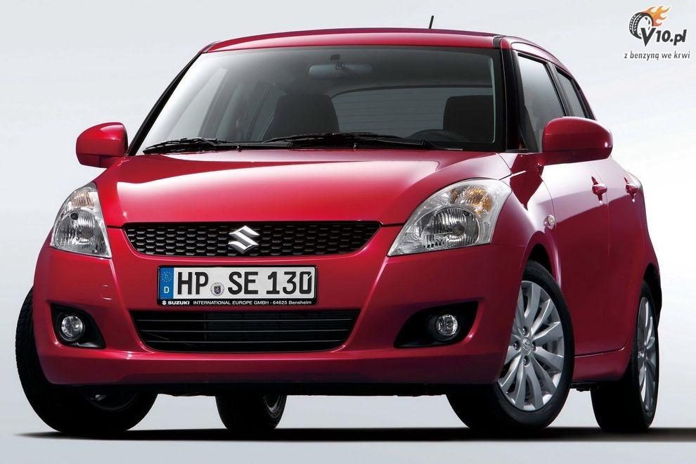 suzuki swift 2010. Suzuki Swift S-Concept