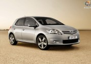 Nowa Toyota Auris 2010 po face liftingu