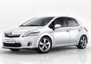 Nowa Toyota Auris HSD 2010