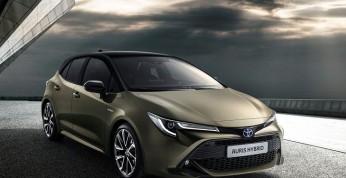 Toyota Auris - hot-hatch może skorzystać z napędu hybrydowego