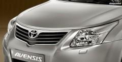 Toyota Avensis na rok 2009