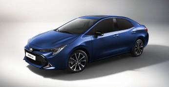 Toyota Corolla Sedan zostanie zaprezentowana 16 listopada