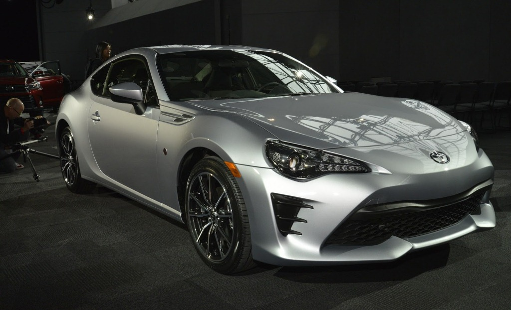 2017 Toyota Gt 86 In Usa
